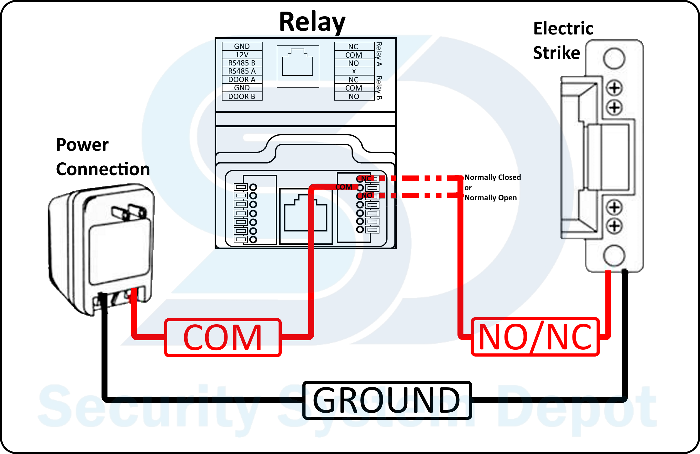 Wiring Diagram Together With Electric Door Strike Wiring Diagram